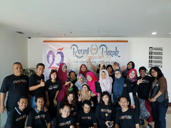 Semangat Perak Komunikasi Diponegoro 91