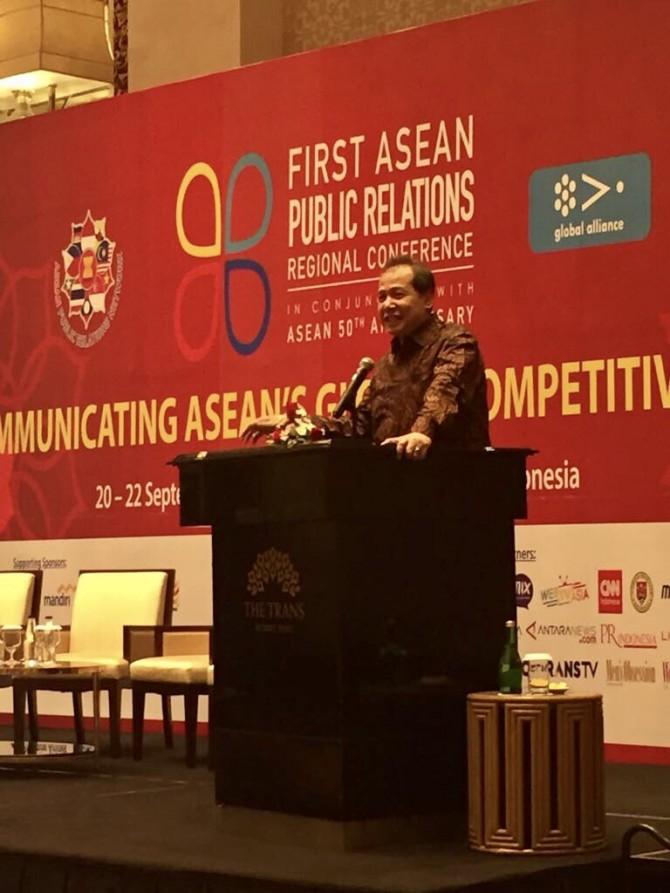 Chairul Tanjung: Komunikasi Bisnis Harus Interaktif