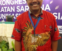 Dadang, Ketua ISKI 2017-2021