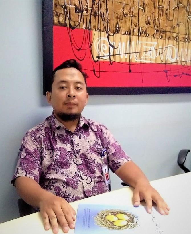 Siko, PR INDONESIA Fellowship Program 2017 - 2018: