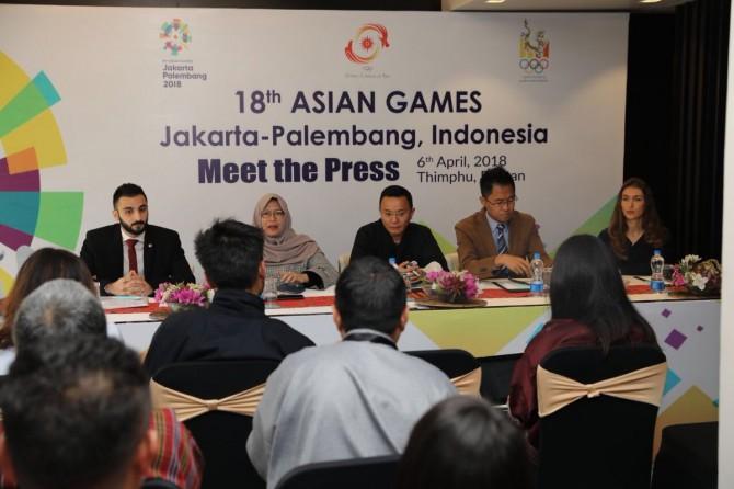 Mengampanyekan Asian Games 2018: Tak Selalu Soal Pertandingan (Bag 3)