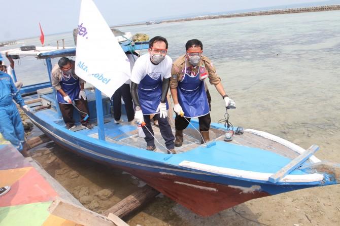 Berdayakan Komunitas Nelayan Menjaga Laut