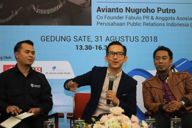 Dari PR Meet Up #17 Bandung:Eskalasi Program PR dengan Pasukan Medsos (Bag 2)