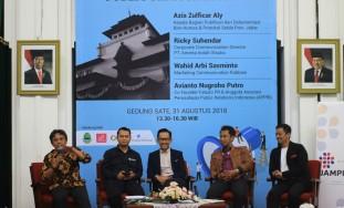 Dari PR Meet Up #17 Bandung:Ikuti Tren, Komunikasi Bakal Relevan (Bag 3-Habis)