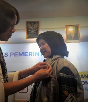 Dyah, Ketua Umum IPRAHUMAS 2018-2021