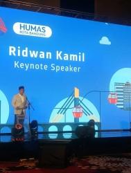 "Dari Indonesian Government PR Summit 2018: Bangun ""City Branding"" lewat ""Storytelling"""