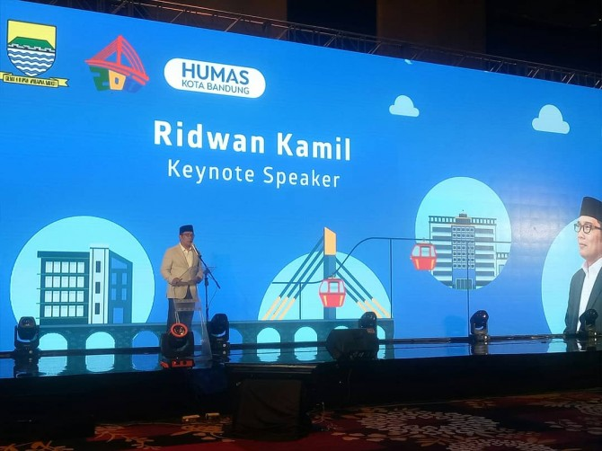 "Dari Indonesian Government PR Summit 2018: Bangun ""City Branding"" lewat ""Storytelling"""