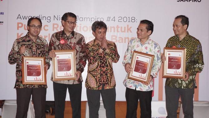 Wajah-wajah Baru Para Pemenang PR INDONESIA Best Communicators 2018
