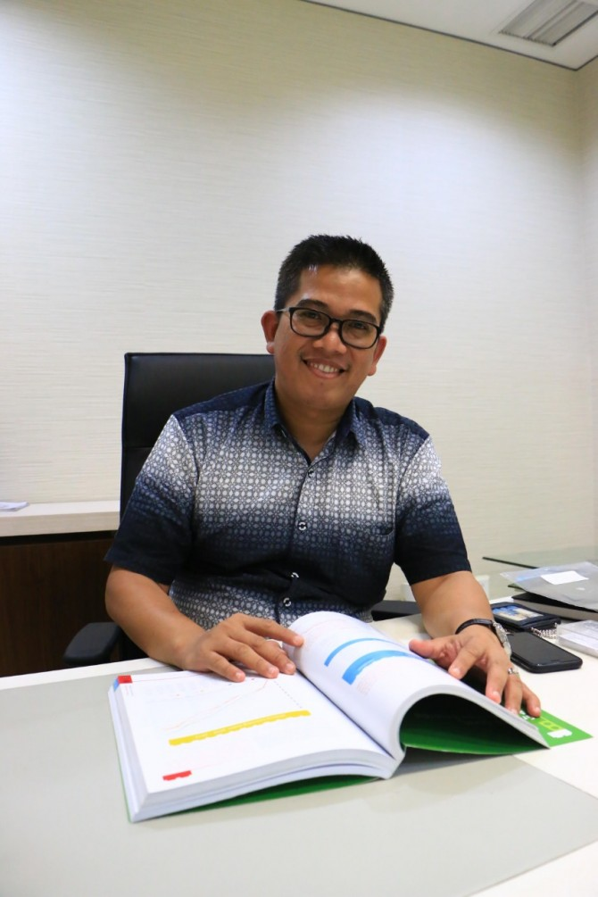Arif Gantikan Posisi Reza