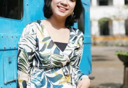 Leidena Sekar Negari, Icon PR INDONESIA 2018 - 2019: Cinta Berorganisasi