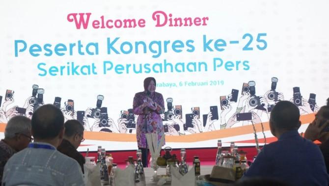 Gaya Walikota Risma Menarasikan Perubahan