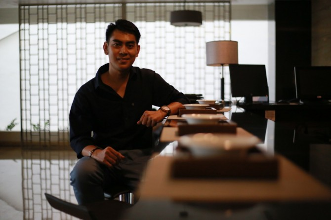 Faisal Alfarokhi, 2018-2019 PR INDONESIA ICON: Spreading Inspiration