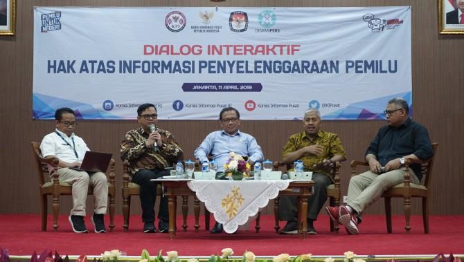 Pemilu dalam Rezim Keterbukaan Informasi Publik