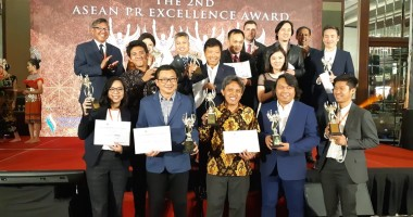 """PR INDONESIA"" Raih Gold di ASEAN PR Excellence Awards"