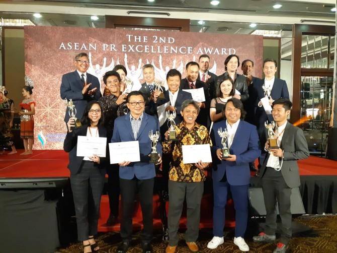 """PR INDONESIA"" Raih Gold di ASEAN PR Excellence Awards"