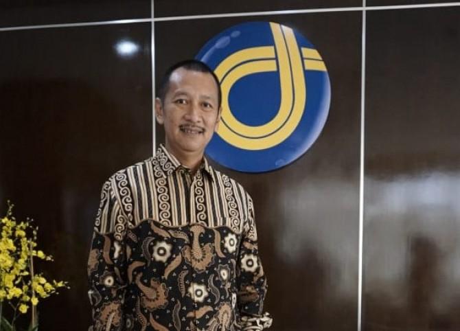 Dwimawan Heru Santoso, AVP Corporate Communication Jasa Marga: Tulus Melayani