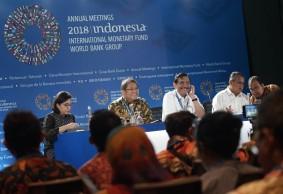 Belajar dari Kisah Sukses Perhelatan IMF-WBG AM 2018