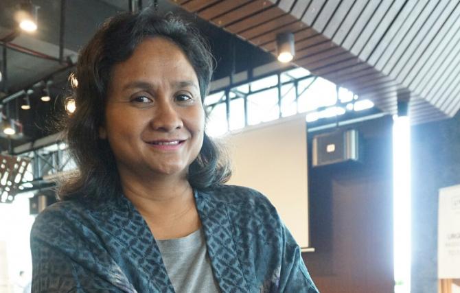 Nia Sarinastiti, Accenture - Perdalam
