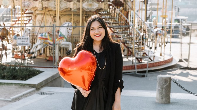 Audrey, Group Head of Communication AirAsia: