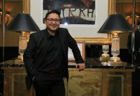 Denny Abidin, Telkomsel: Layaknya Penyerang