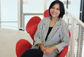 Rieka Handayani, Head of PR and Brand Activation of Mekari: Big Because of Data