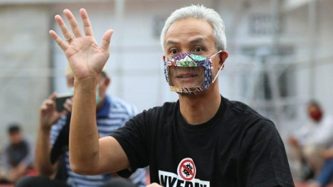 """Ganjar Pranowo, Governor of Central Java: There Are Times When There Is Need To Be A Little """"Craziness"""""""