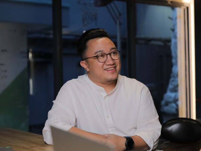 Aryo Hendarto, COO of Trans Media Sosial: Early Failure is Better