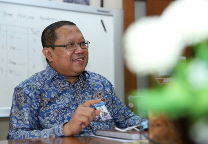 Muhamad Nur, BI: Communication Must Benefit Every Party