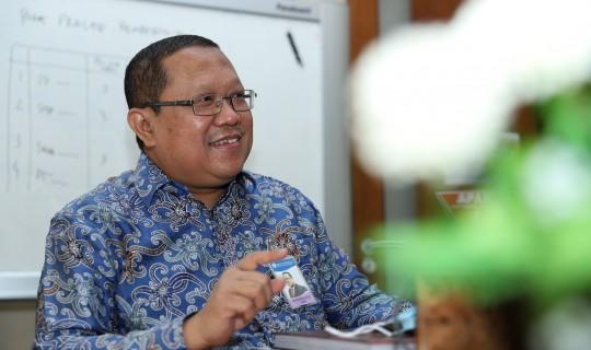 Muhamad Nur, BI: Communication Must Benefit Every Party