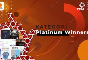 Here Are the Winner of 2021 Platinum PRIA!