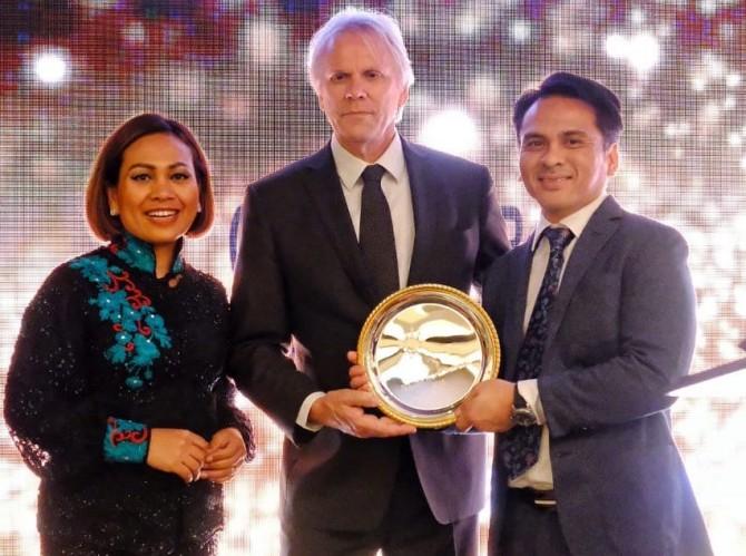 Amnesti Pajak Bawa Kemenkeu Raih IPRA Golden World Award 2018