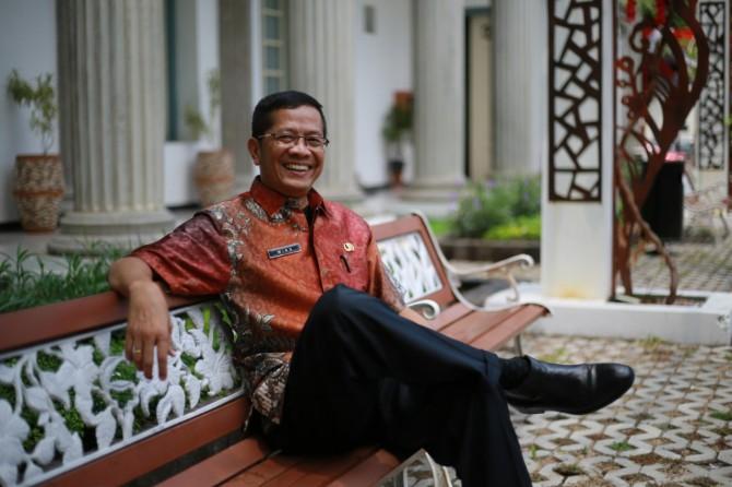 Wing Wiyarso, Kabag Humas dan Protokol Setda Kota Semarang