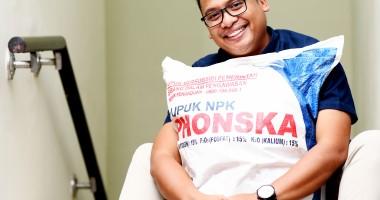 """Wijaya Laksana, Pupuk Indonesia: Membangun Reputasi dengan """"Diplomasi Rengginang"""""""