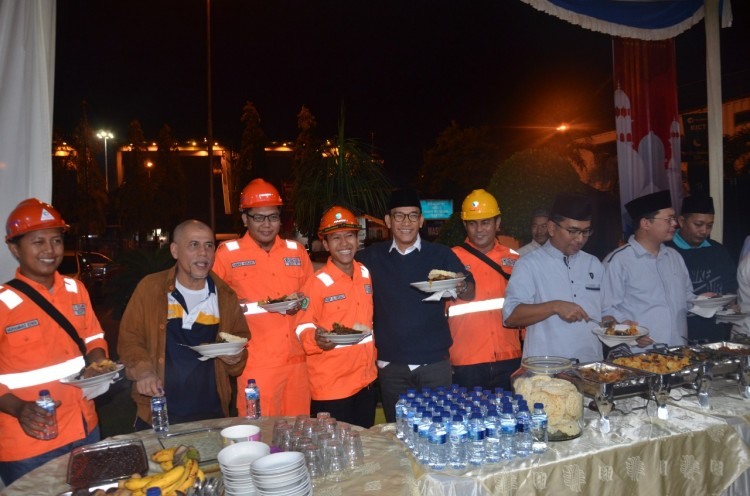 BICT Gelar Sahur On The Port