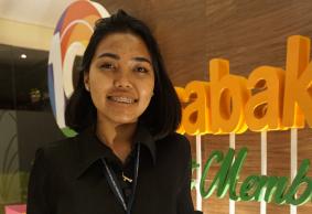 Jerica Deasy Fitriany, PR INDONESIA Fellowship Program 2018 – 2019:  Terpacu Karena Krisis