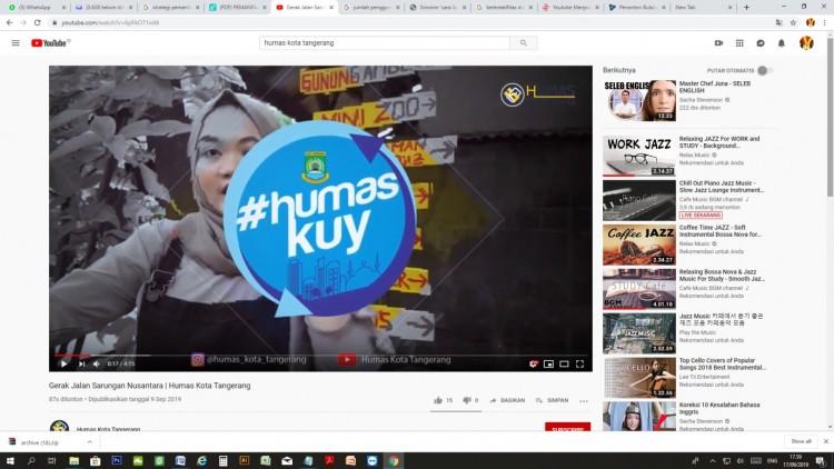 Humaskuy, Cara Baru Pemkot Tangerang Rangkul Warga