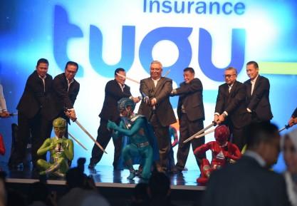 "Indra Baruna, Presdir Tugu Insurance: Menyusuri Jejak ""Rebranding"" Tugu Insurance"