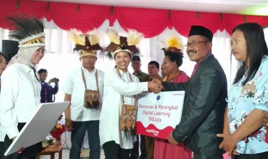 IndiHome Digital Learning Tingkatkan Daya Saing Milenial Papua