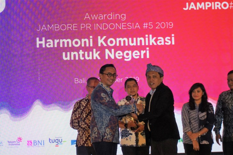 Nama-nama Baru Menghiasi Daftar Pemenang Insan PR INDONESIA 2019