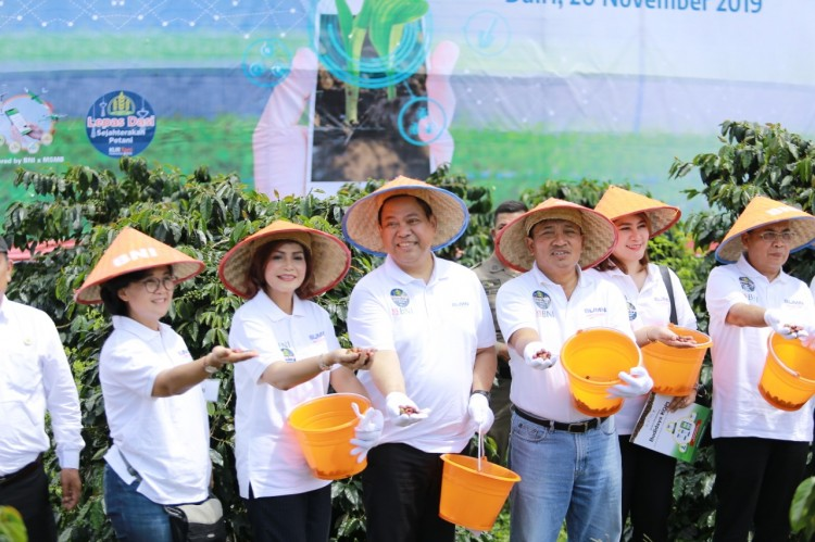 BNI Smartfarming, Kembalinya Kejayaan Kopi Sidikalang - Dairi