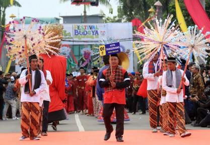 Keberagaman Budaya Warnai Festival Budaya Nusantara III