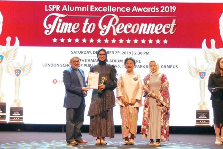 LSPR Ajak Alumni Berkontribusi Tingkatkan Mutu Pendidikan di Bidang PR