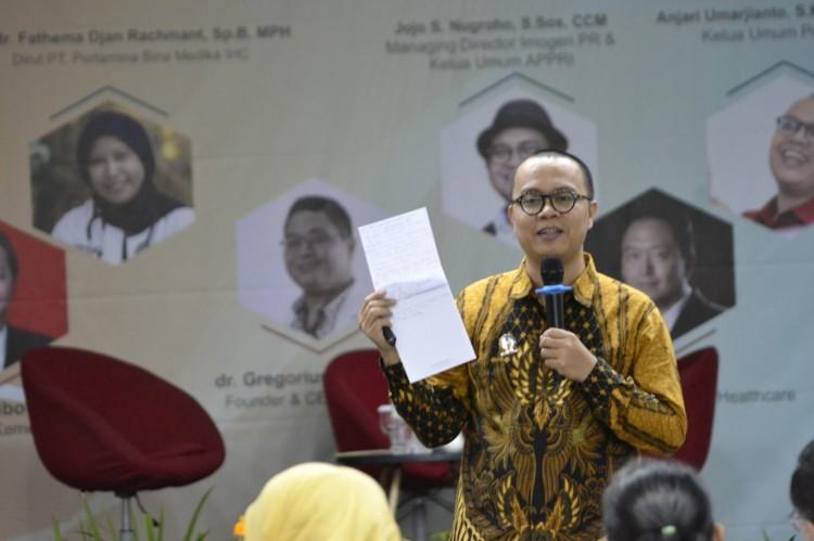 Menakar Arah Komunikasi Presiden Jilid Kedua: Humas Perlu Reformasi Struktural