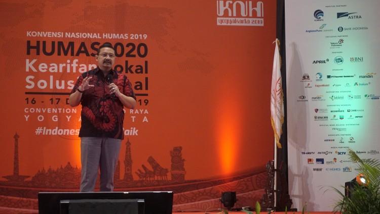 """Tantangan PR 2020 Semakin Beragam: Bangun """"Trust"""" dari Dalam"""