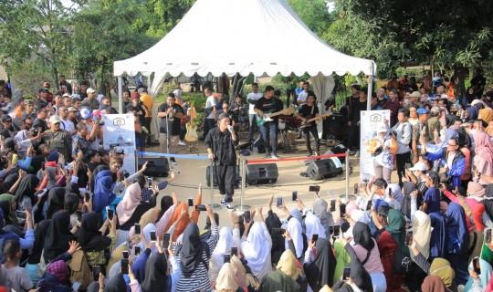 Menuju Tangerang Creatifest 2020, Pemkot Tangerang Hadirkan Rizky Febian