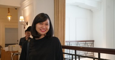 Dian Amintapratiwi P, LMAN: Komunikasi, Tari, dan Diplomasi