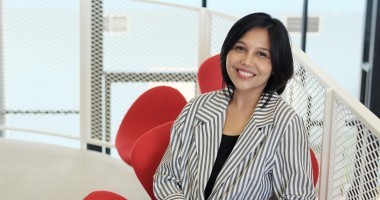 Rieka Handayani, Head of PR and Brand Activation Mekari: Besar Karena Data