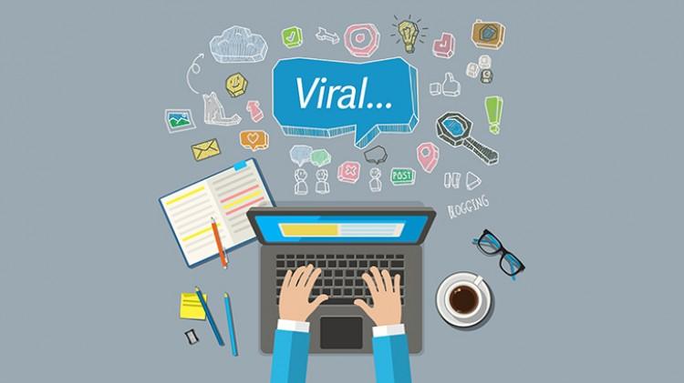 Enam Langkah Membuat Konten Viral di Media Sosial