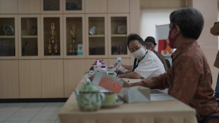 Berbeda, Penjurian Insan PR INDONESIA di Tengah Pandemi