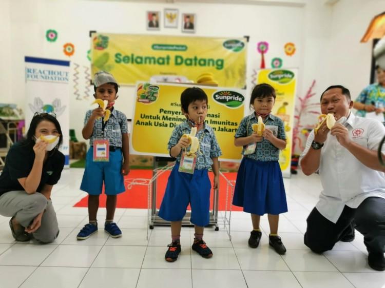 Kasus tertinggi se-ASEAN, Imunitas Anak Harus Ditingkatkan